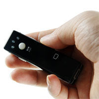 Mini Spy Hidden Camera Recorder Gum Web Cam DVR