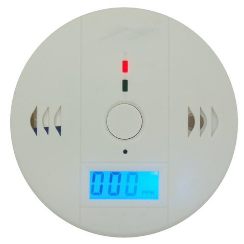 Carbon Monoxide Detector with Auto Callback Gsm listening device bug