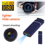 Premium Lighter with HD 1080p Spy Pinhole Camera and Torch DVR -K6