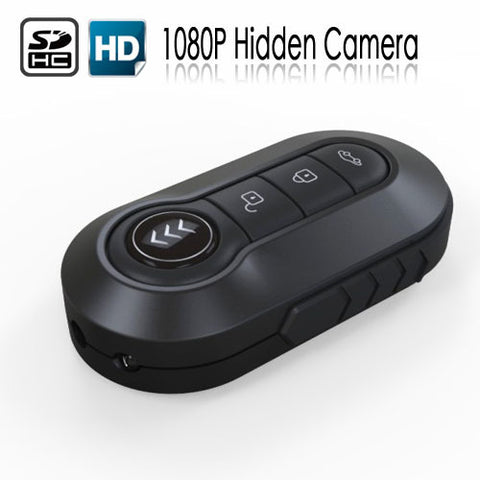 Premium Full HD 1080P IR Car Key Fob DVR Recorder with Motion Detection 0290