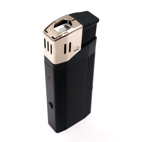Premium Lighter with HD 1080p Spy Pinhole Camera and Torch DVR -V18