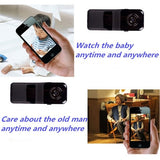 WiFi Micro Digital Video Camcorder with upgraded P2P Wireless ip spy camera for IPhone or Android