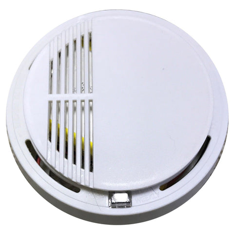 Smoke Alarm with Auto Callback Gsm listening device bug - up to 30 days standby