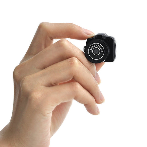 The Smallest Digital Camera AVI 640x480 30FPS Spy Camera