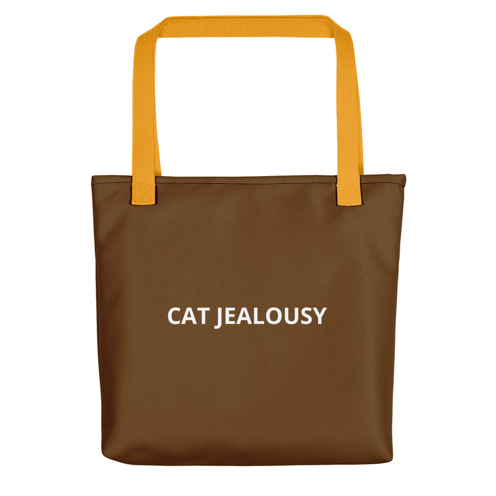 Tote bag -CAT JEALOUSY
