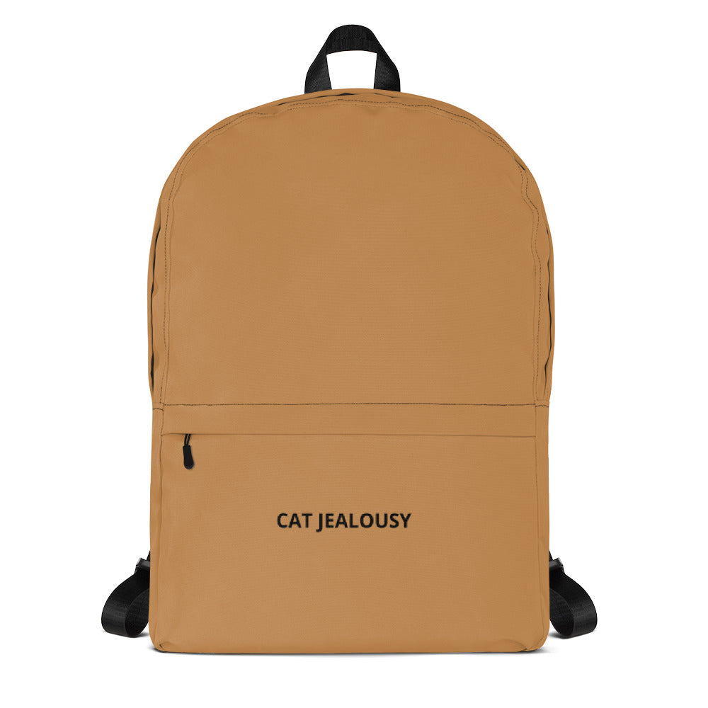 Backpack-Cat Jealousy