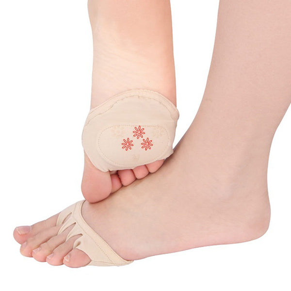 Women Non-Slip Foot Gel Forefoot Metatarsal Pain Relief Absorber Cushion Ball of Foot Pad
