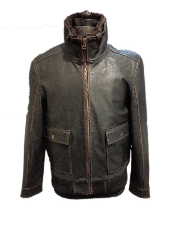 Leather Jacket 8028