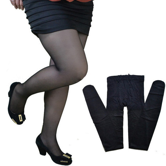 Plus-Size Sexy Women Pregnant Maternity Tights Pantyhose Stockings