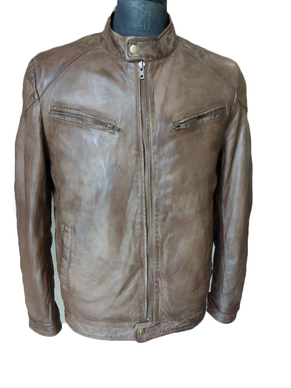 Leather Jacket 8LH047