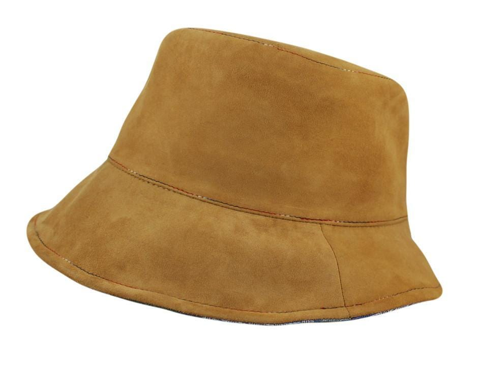The Alfonso Suede Bucket