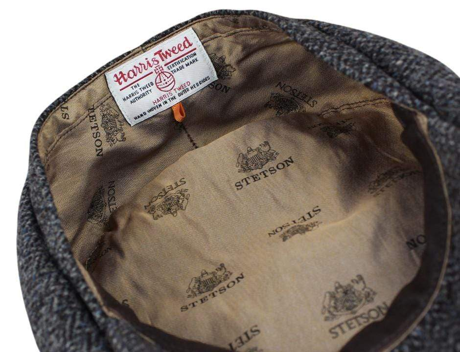02b883f65b0 The Hatteras in Harris Tweed - JJ Hat Center