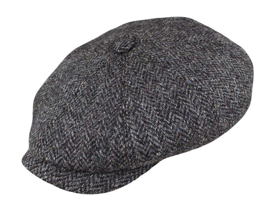 The Hatteras in Harris Tweed - JJ Hat Center baa18149d48