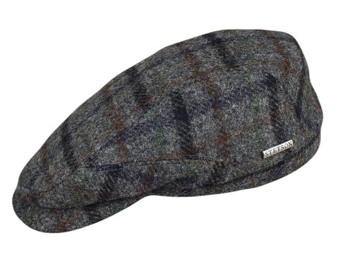 Grey Brown Plaid
