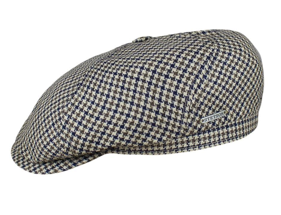 The Stetson Houndstooth Linen-cotton 6-Quarter
