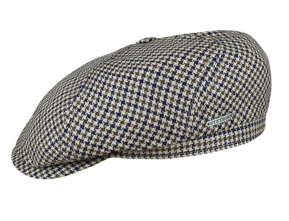 The Stetson Houndstooth Linen-cotton 6-Quarter (Clearance)