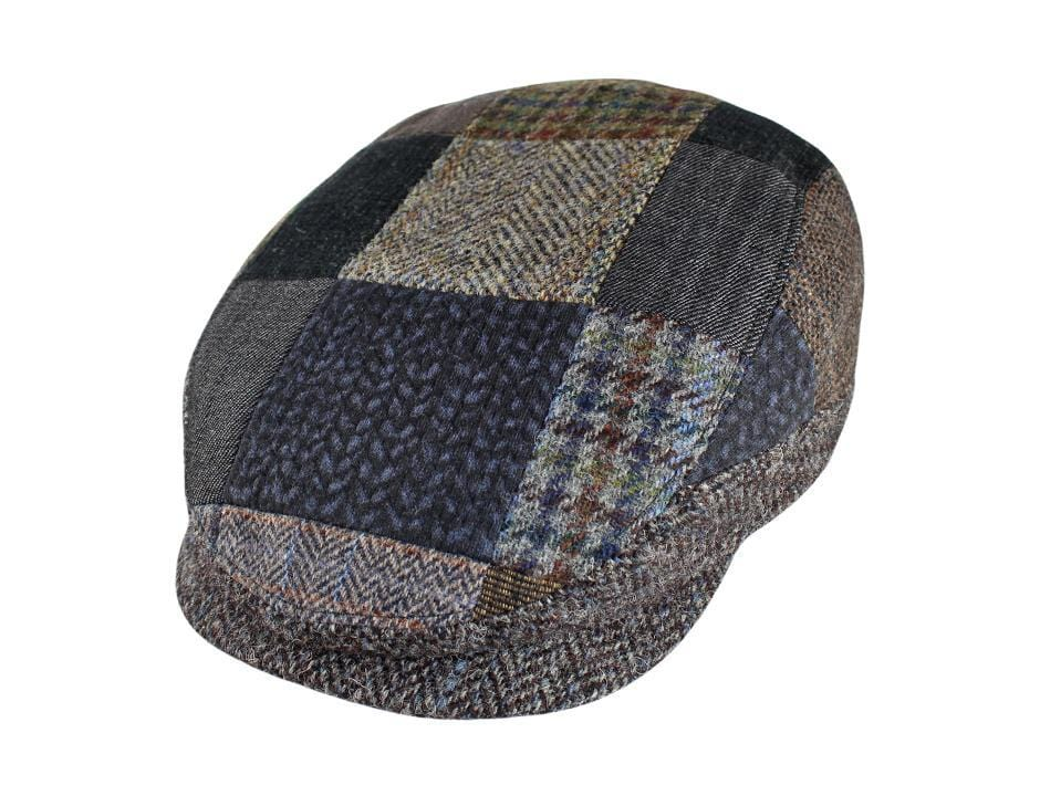 9d71c964c4005 The Belfast Ivy in Patchwork - JJ Hat Center