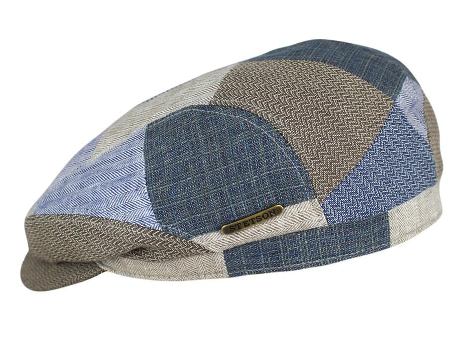 a6a4154b1c977 ... The Belfast Ivy in Linen Patchwork. Brown   Blue Patchwork · Brown    Blue Patchwork · Brown   Blue Patchwork