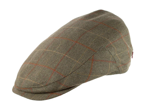 Grey Wool Plaid