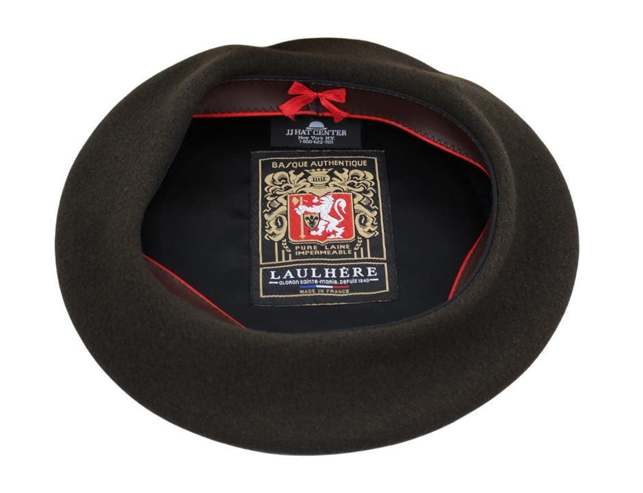 0aa01bc5b The Basque Hoquy Beret