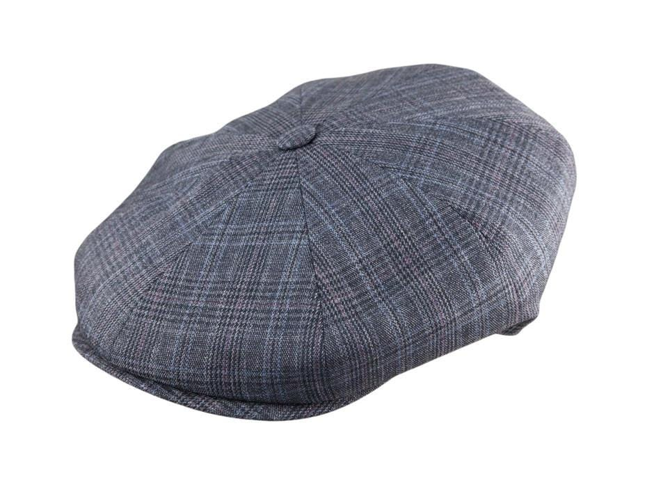 Charcoal Glen Plaid