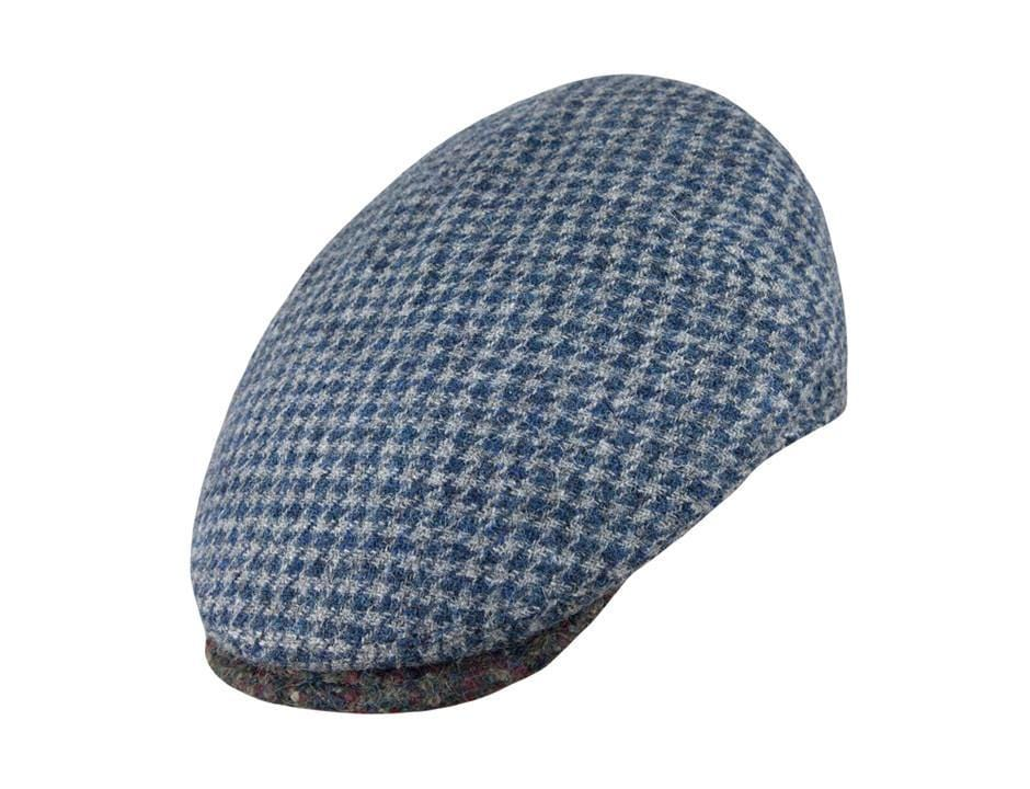 Blue/Grey Houndstooth
