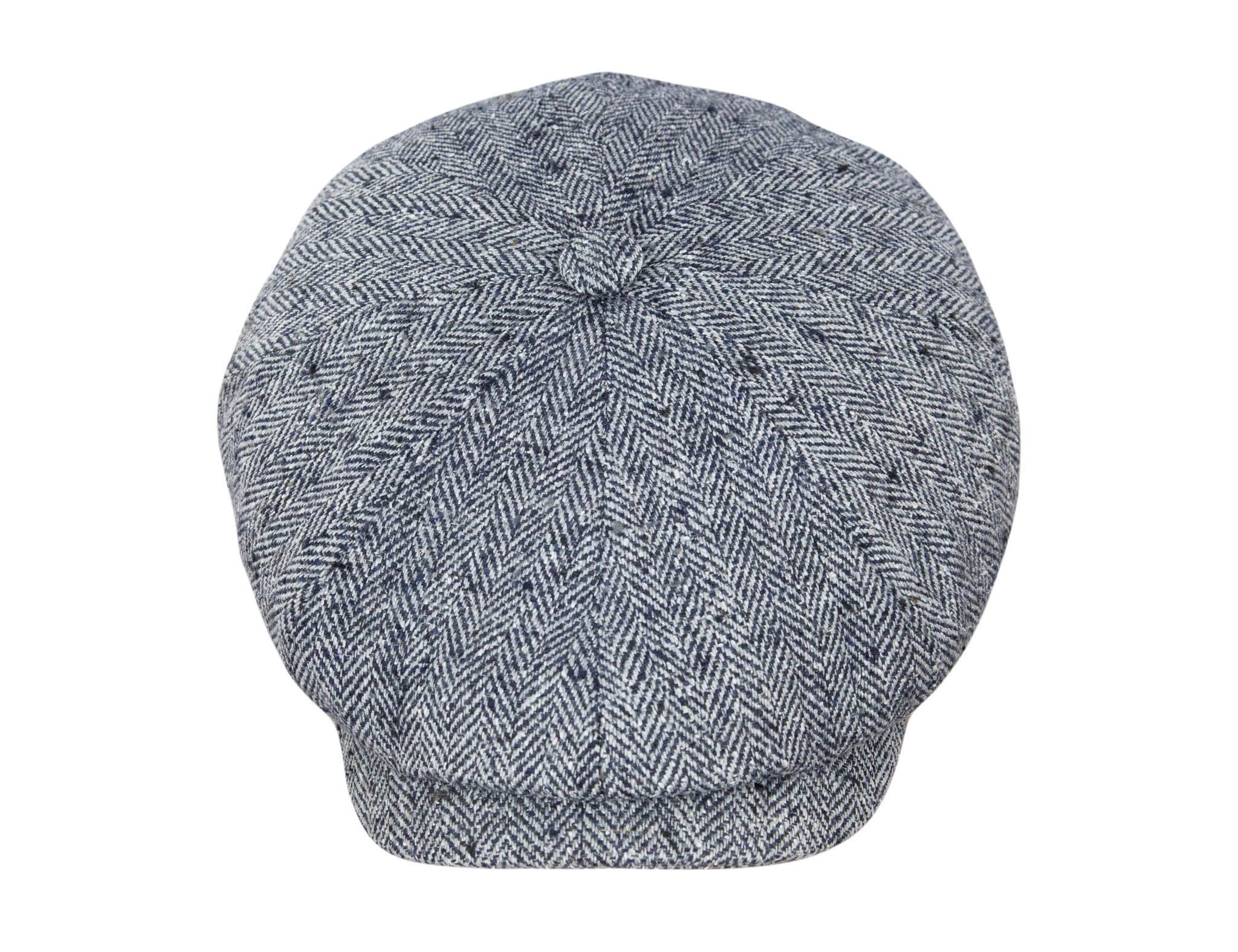 724edf0cc08 The Hatteras Silk Newsboy - JJ Hat Center