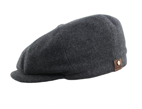 67c69e5e390 The Hatteras Wool Newsboy By Stetson  120.00