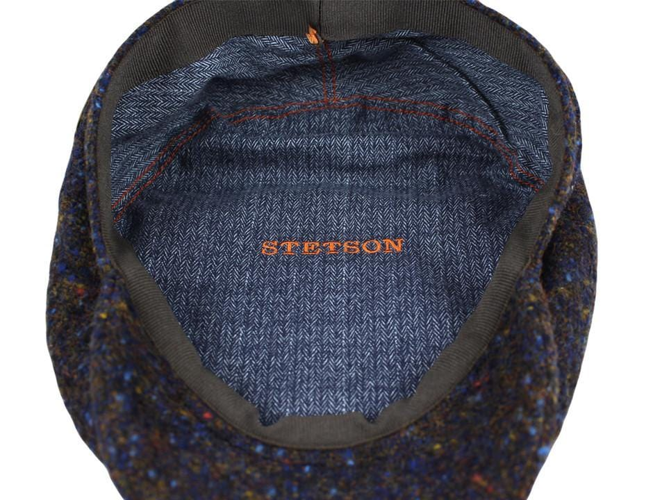 Rust Navy Tweed