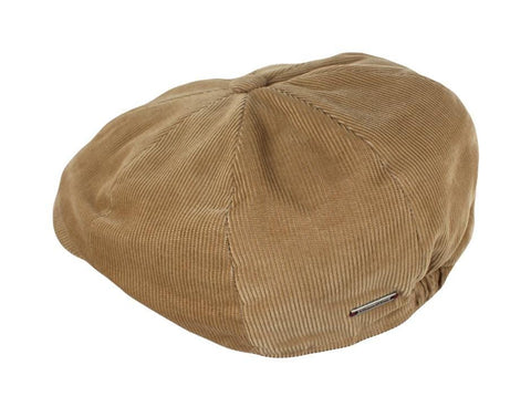 Children's Corduroy Newsboy Cap by Alfonso