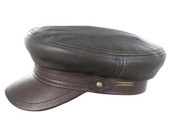The Stetson Leather Fiddler