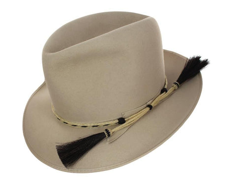 "Horse Hair Hat Band (1/4"")"
