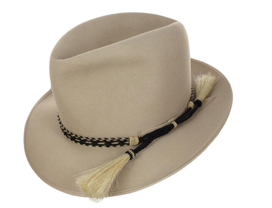 "Horse Hair Hat Band (1/2"")"