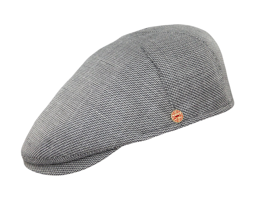 Grey Summer Tweed