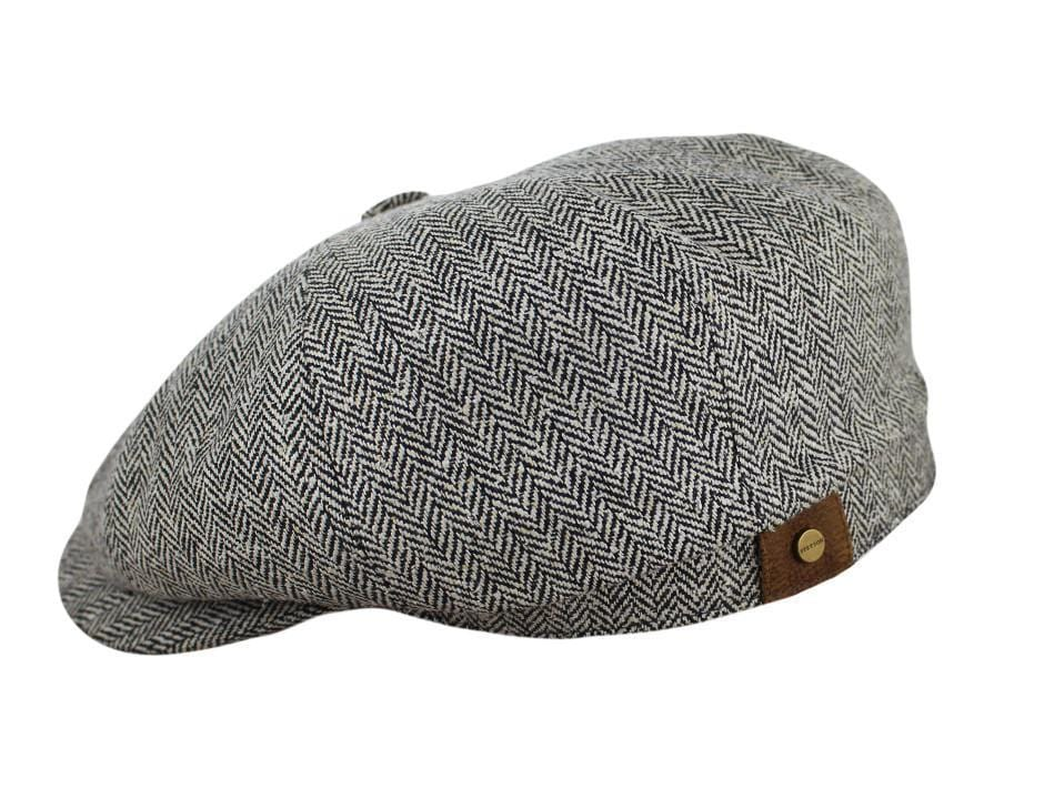 ec91744faea55 The Hatteras Silk Newsboy - JJ Hat Center
