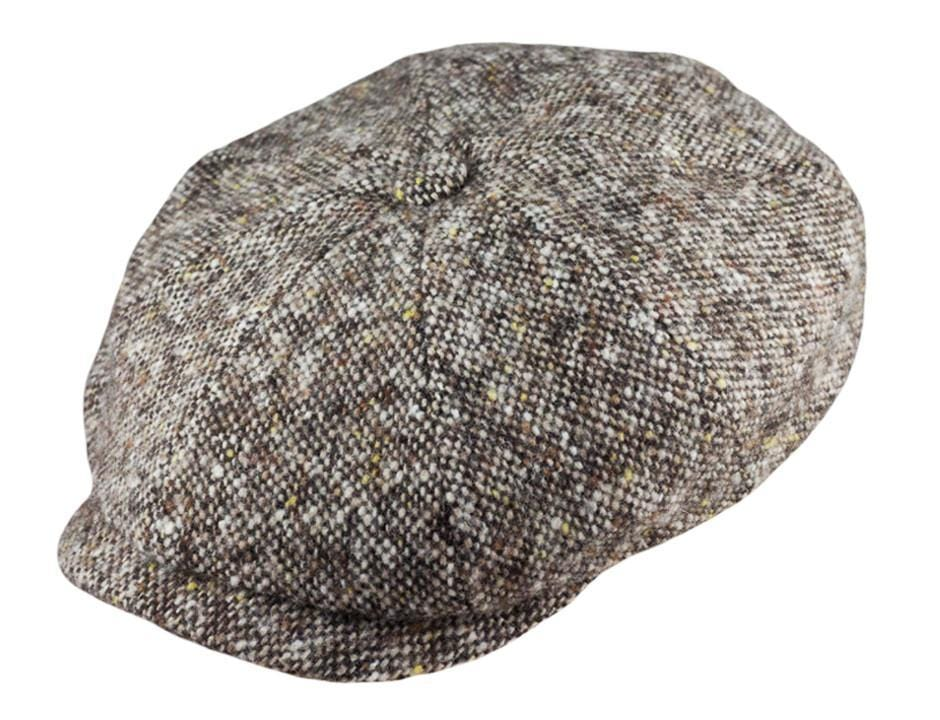 Brown Tweed
