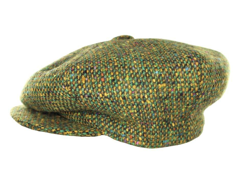 Green and Yellow Tweed