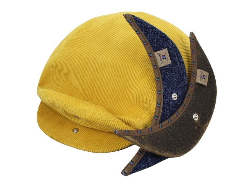 The Alfonso Corduroy Snap Cap - JJ Hat Center 6e6cfb2f8ab
