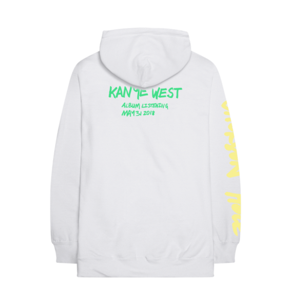 WYOMING LISTENING PARTY HOODIE