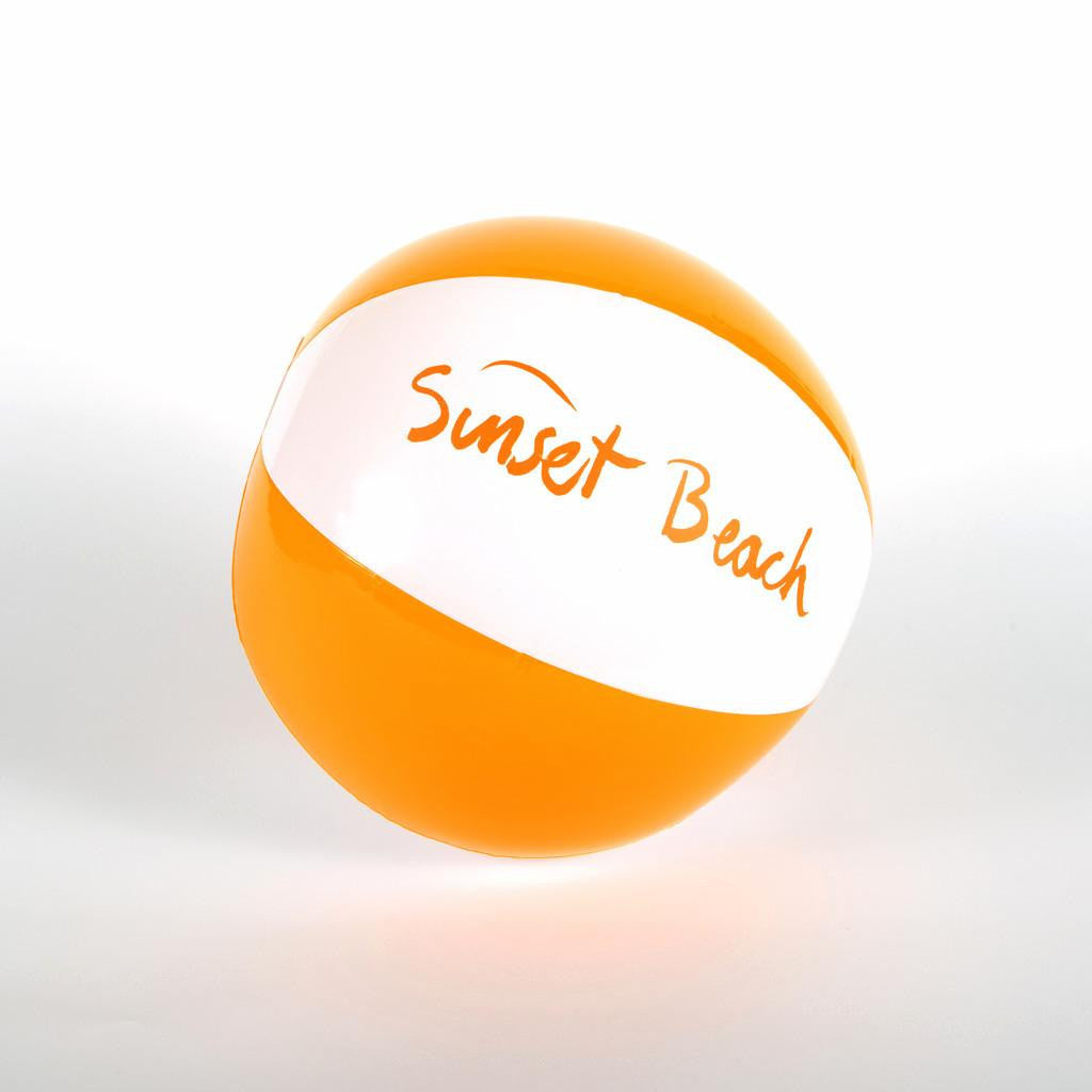 Sunset Beach Beachball