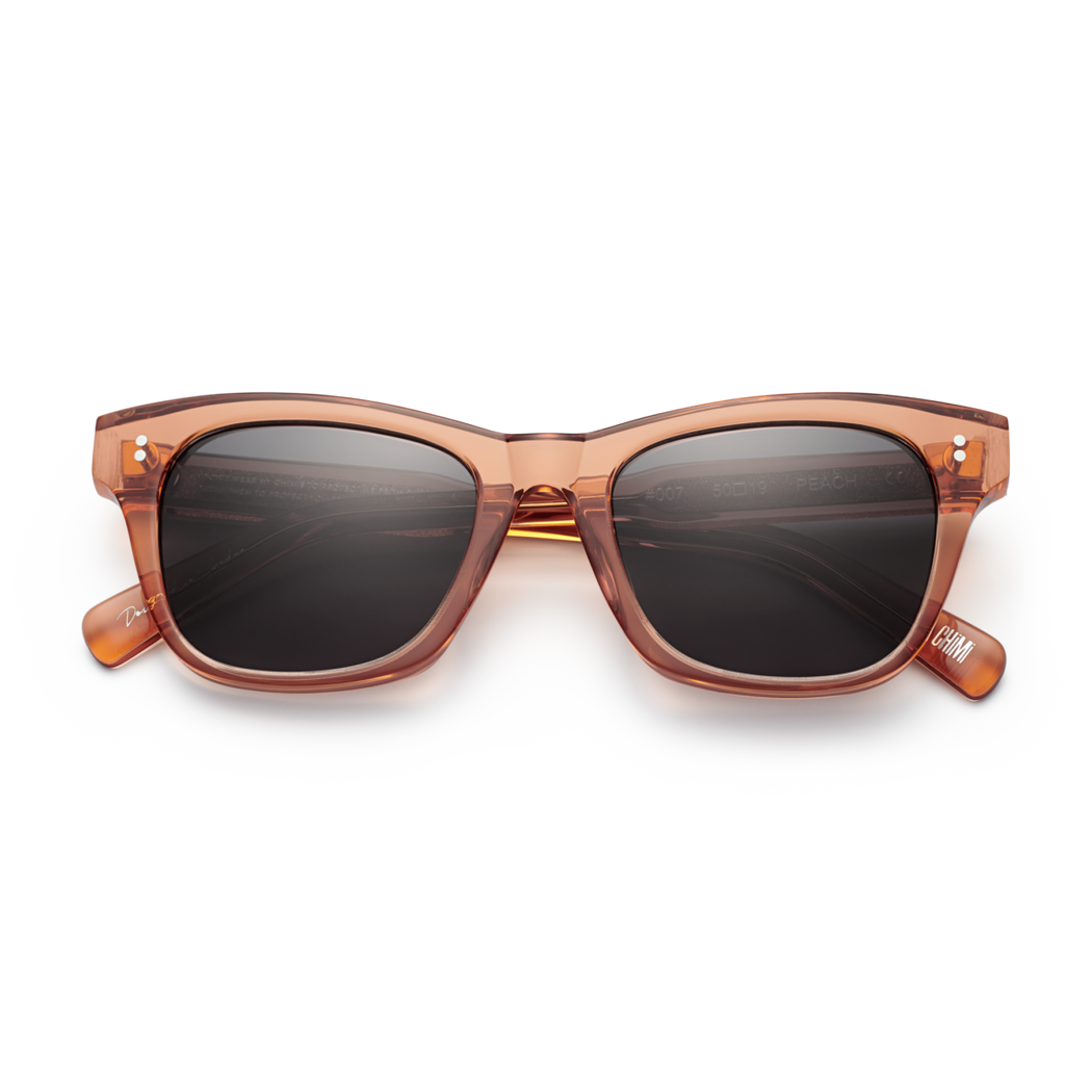 Chimi #007 Peach Sunglasses