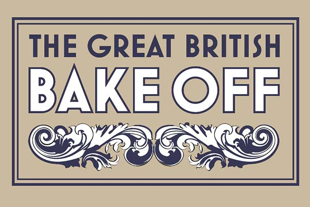 The Great British Bake Off inspired blog