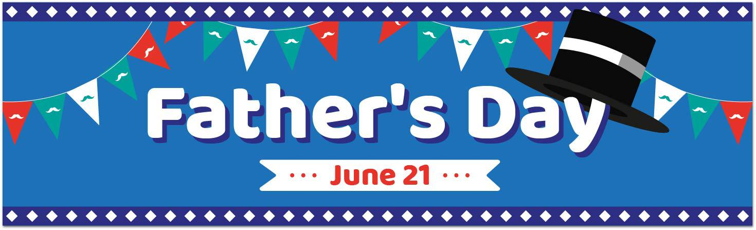 Father's Day June 21 2020
