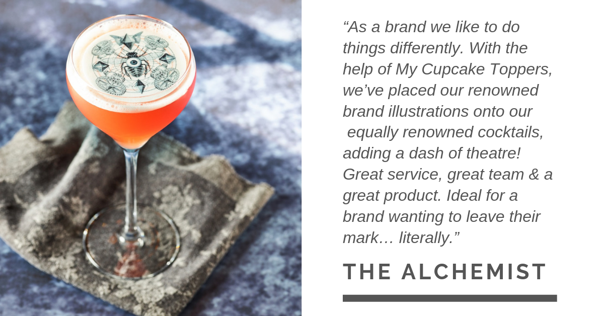 The Alchemist leave us a review