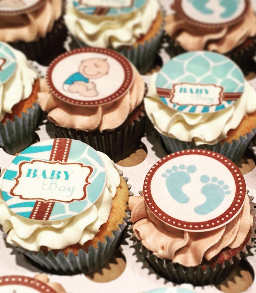 picture regarding Printable Edible Cake Toppers referred to as Kid Boy