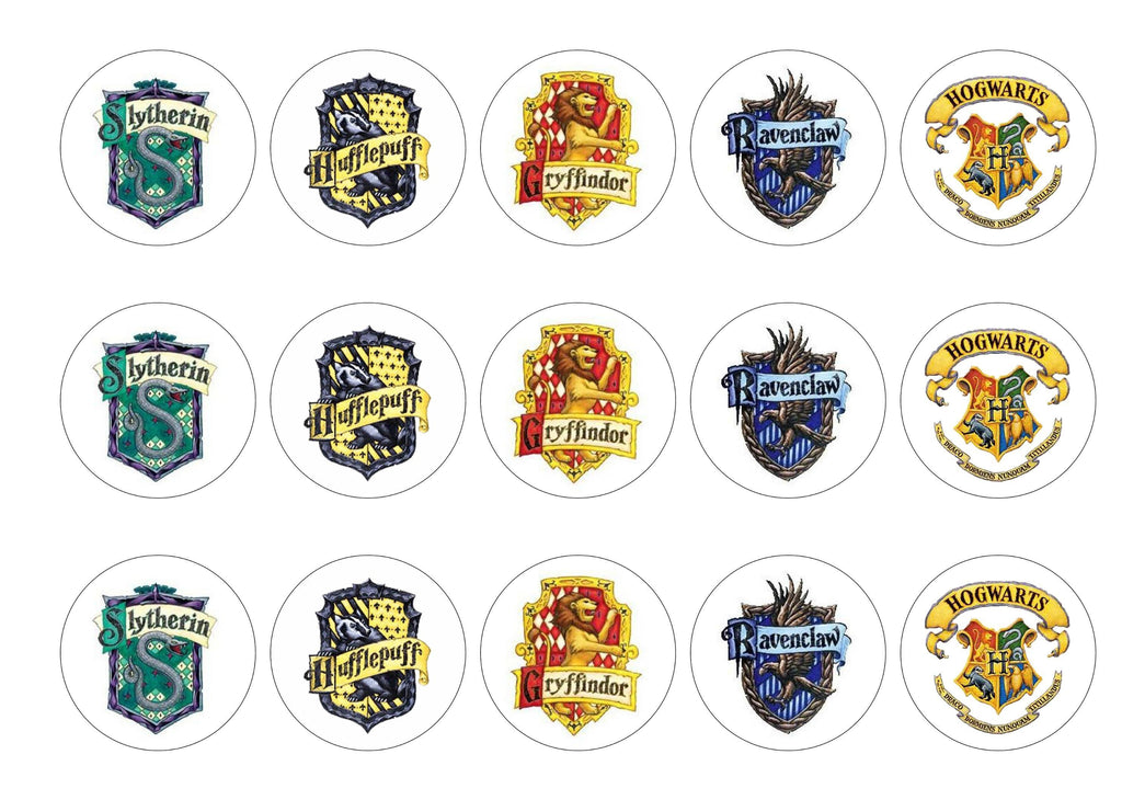 Harry Potter My Cupcake Toppers