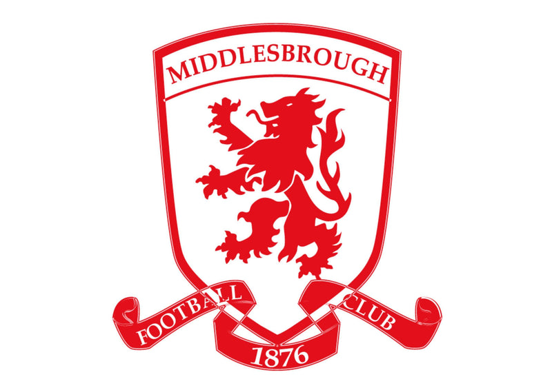 Middlesbrough-Edible cake toppers-Edibilis