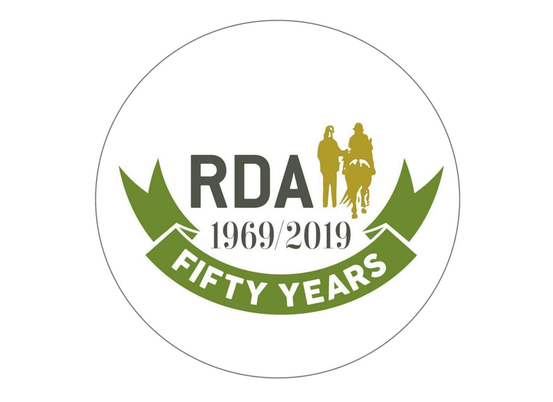 large cake topper supporting RDA