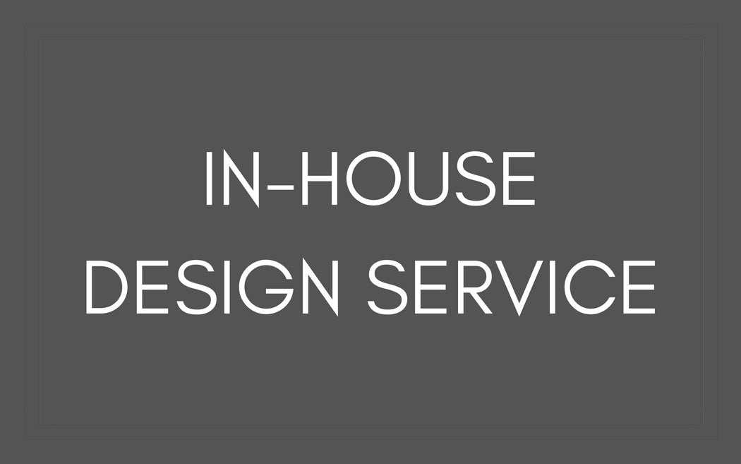 In-house design service