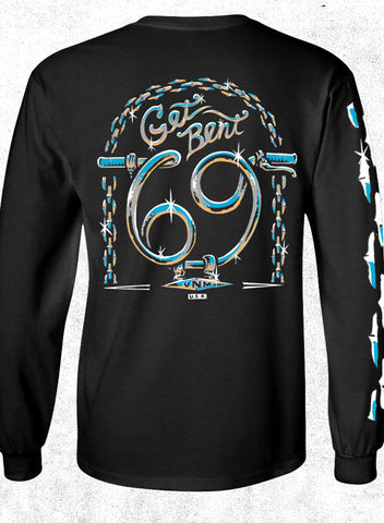 GET BENT - LONG SLEEVE